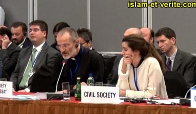 L'abbé Pagès à l'OSCE le 26.09.16, p.m.