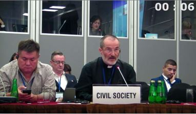 L'égalité de genre, l'abbé Pagès et l'islam à l'OSCE le 28 09 16 a m