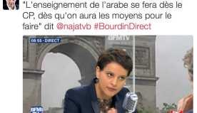 Islamisation de la France par l'enseignement de l'arabe