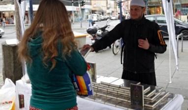 L'Allemagne saisit des centaines de milliers de corans car il appelle à la haine