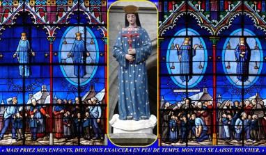 Apparition de la Vierge Marie à Pontmain