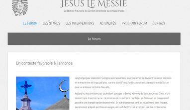 Prochain forum «Jésus est le Messie» à Paris, les 13 & 14 mai 2017