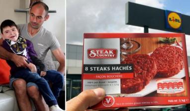 Nolan, 7 ans, en fauteuil roulant, pour avoir consommé de la viande halal…