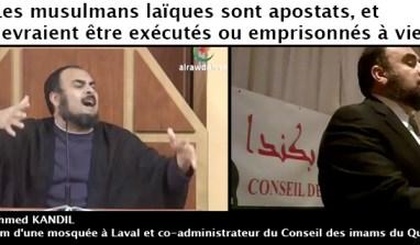 Danger ! L'Europe s'islamise. Karim-Mohamed Labidi, ancien chiite