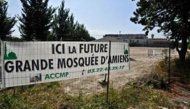 Non au projet de Grande mosquée d'Amiens !