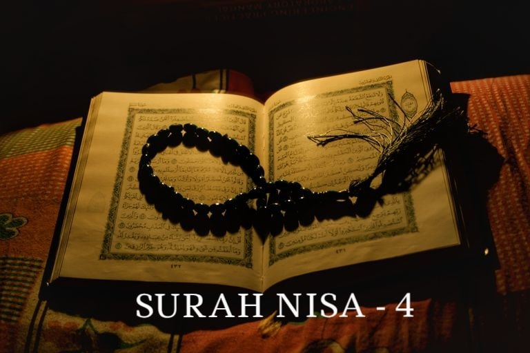 Al-Quran | Surutun Nisa - 4 | Hindi Translation
