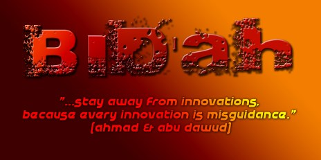 Eid Milad : Stay away from Innovations