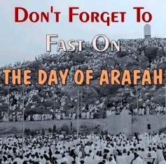 The Day of Arafat
