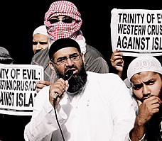 UK islamist anjem choudary