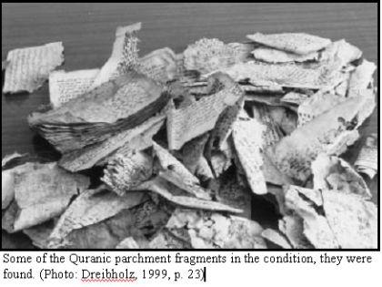 Sana'a Quran manuscripts