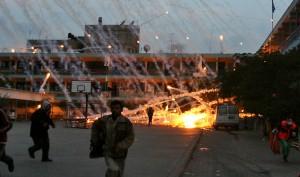 4 Hamas hide behind civilians