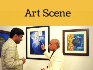 Art Scene in Islamabad