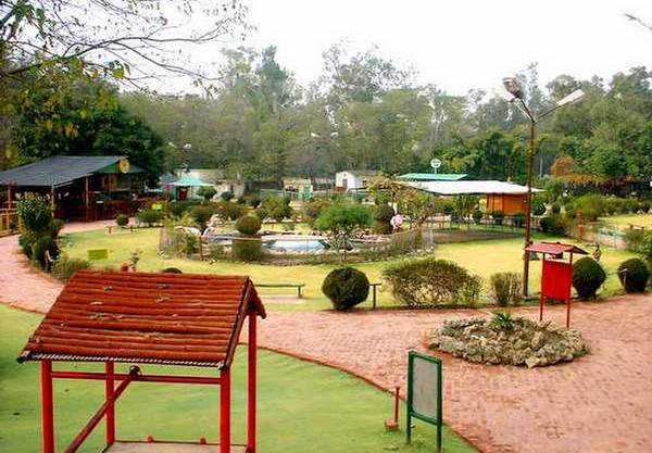 Ayub Park in Rawalpindi