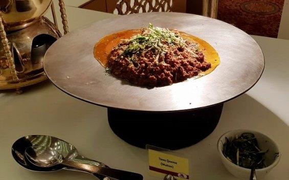 Iftar buffet at Islamabad Marriott Hotel