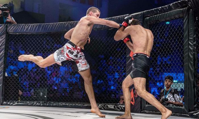 Pakistan's first ever International Mixed Martial Arts event to be held on October 27