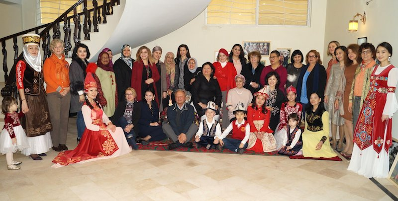 Embassy of Kyrgyzstan holds colourful cultural event in Islamabad