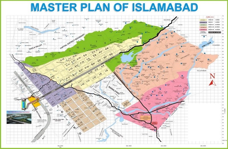 PM calls for revisiting master plan of Islamabad