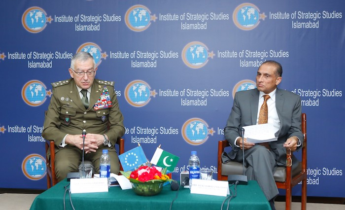 EU military chief visit to Pakistan opens new ways for collaboration