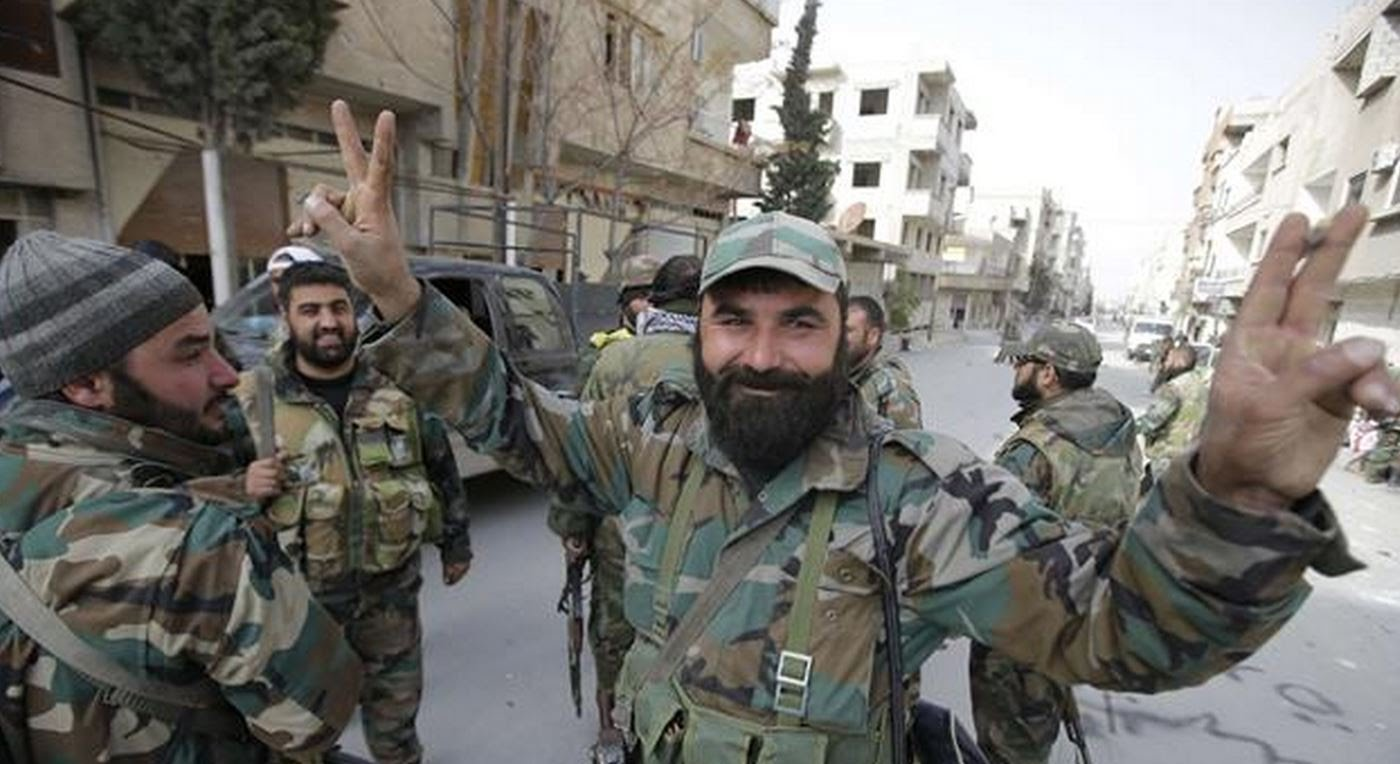 Image result for hezbollah in syria