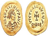 Tremissis of Emperor Heraclius