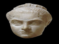 Fausta, Constantine I's wife whom he killed