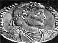 Roman Emperor Valentinian I