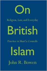 On British Islam book cover