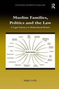 Muslim Families, Politics and the Law book cover