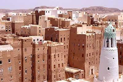 Shibam, Hadramout, Yemen