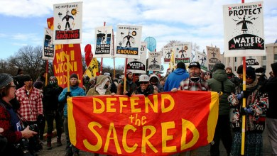 Photo of Rising with Standing Rock: A Muslim's Perspective on the Struggle of Indigenous People