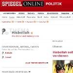 Photo of Behind the Der Spiegel Tirades