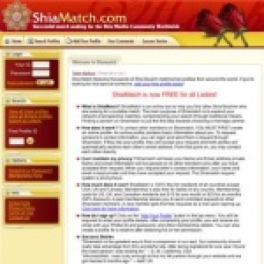 Matchmaking sites features