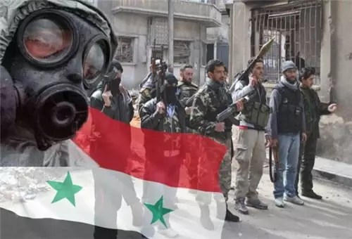 Documents show terrorists behind chemical attacks in Syria