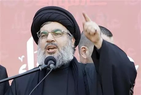 Image result for Sayyed Hassan Nasrallah,