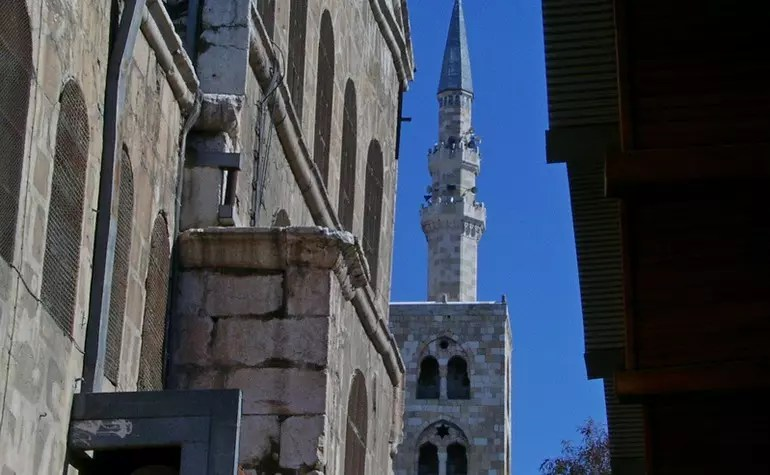 Minaret of Isa as