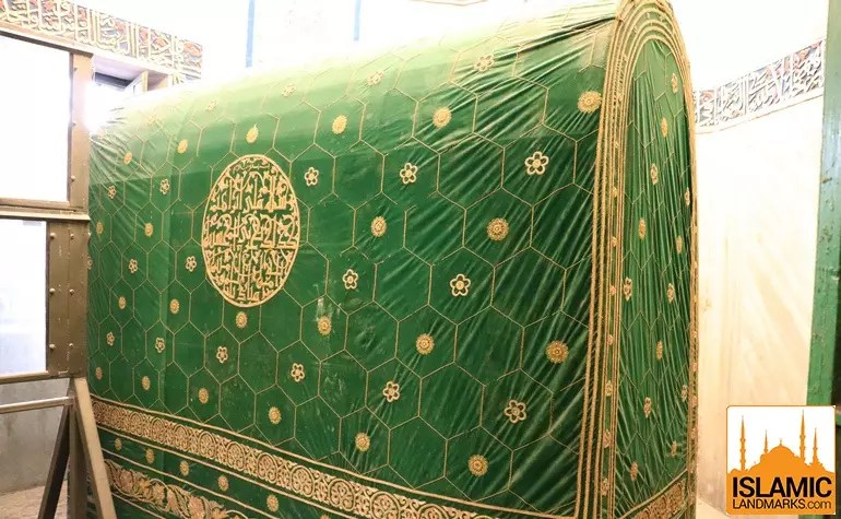 Tomb of Ebrahim (upon him be peace)