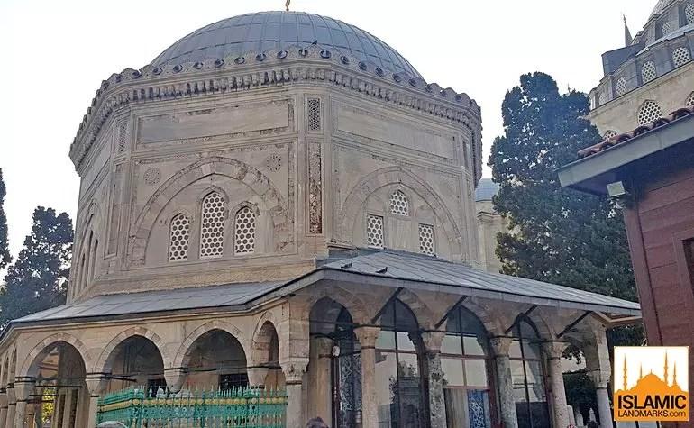 قبر سليمان العظيم