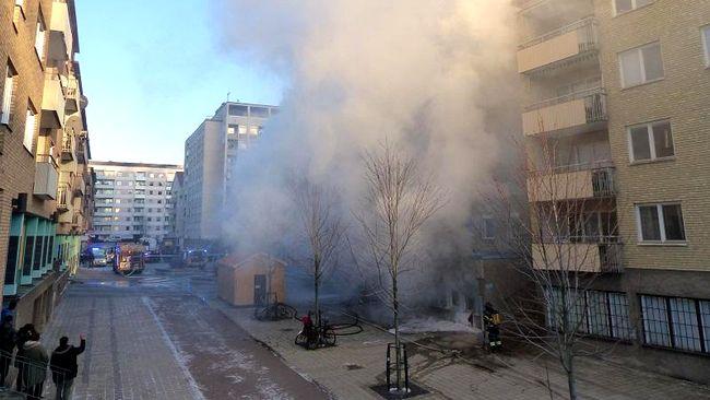 Eskilstuna mosque arson (5)