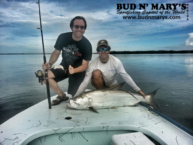 September florida keys tarpon