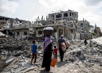 Di Gaza, Janda, Lansia dan Orang-orang Cacat Jadi Kepala Keluarga 5
