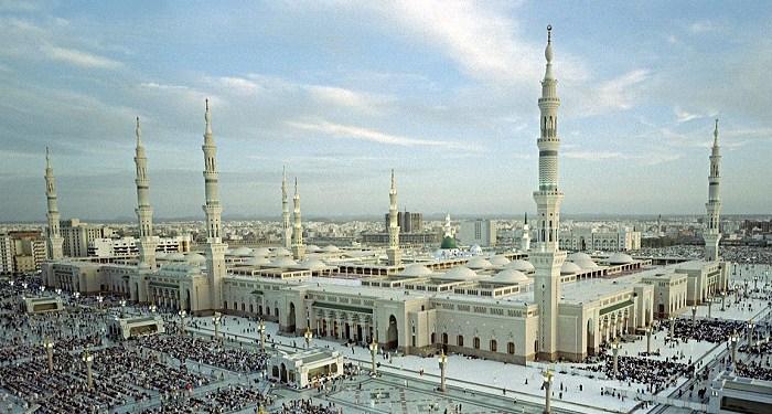 Sudah Tahu 5 Tempat Bersejarah di Masjid Nabawi? 1