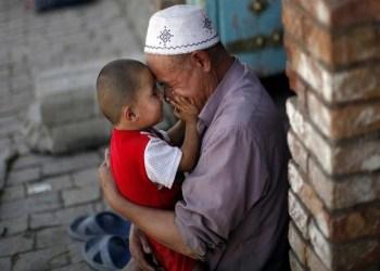 Muslim Uighur. Foto: AP