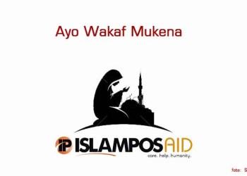 Laporan Donasi Waqaf Mukena IslamposAid Pekan Ke-1 Juni 2017 1