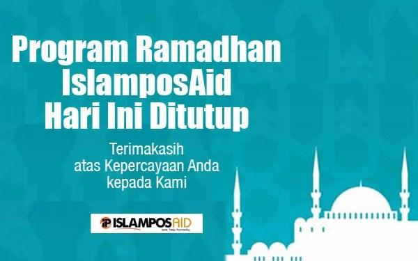 Program Waqaf Quran Ramadhan IslamposAid Telah Ditutup 1