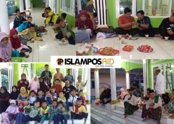IslamposAid Berbagi Ta'jil di Masjid An-Nuriyah, Subang 2