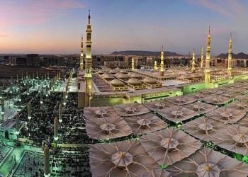perluasan masjid nabawi