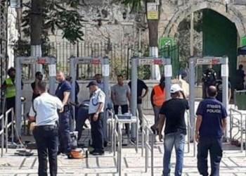 Pemerintah Sambut Baik Pembongkaran Metal Detector di Masjidil Aqsha, Tapi... 1