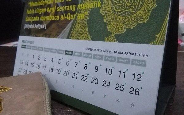 Orang Pertama yang Menetapkan Kalender Hijriyah