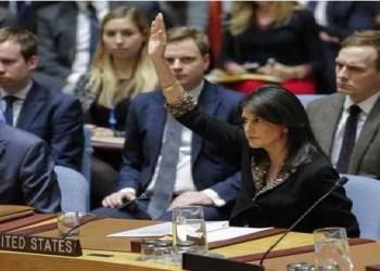 Nikki HaleyDuta Besar Amerika Serikat untuk Perserikatan Bangsa-bangsa  Foto: NDTV