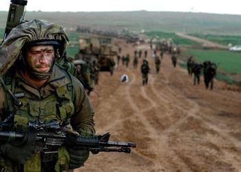 Pasukan militer israel. Foto: PIC